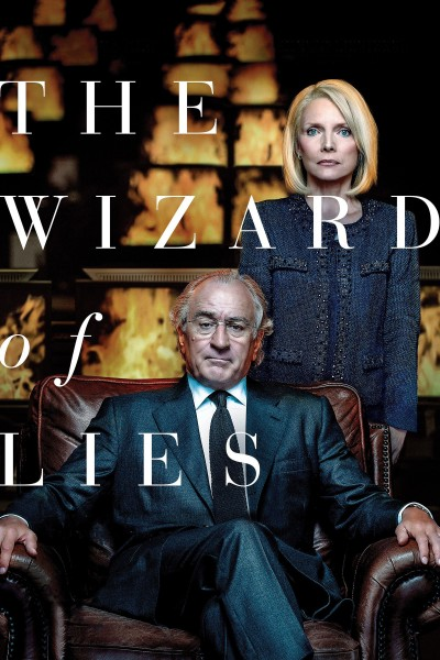 The Wizard of Lies DVD - Y34668 DVDW