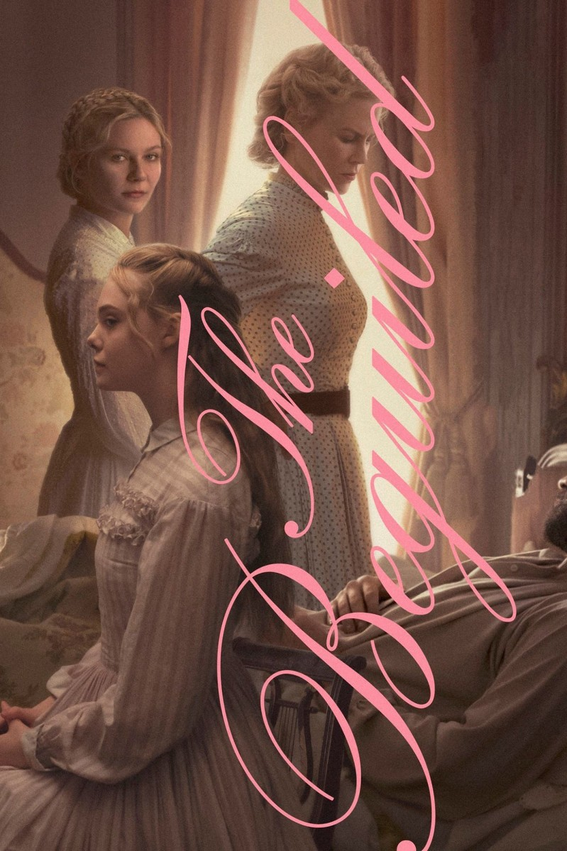 The Beguiled DVD - 600534 DVDU