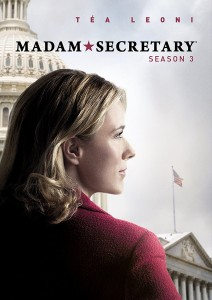 Madam Secretary: Season 3 DVD - EU146305 DVDP