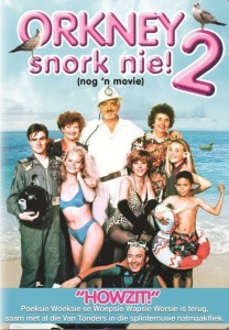 Orkney Snork Nie 2 (Nog 'n movie) - Howzit DVD - 10214646