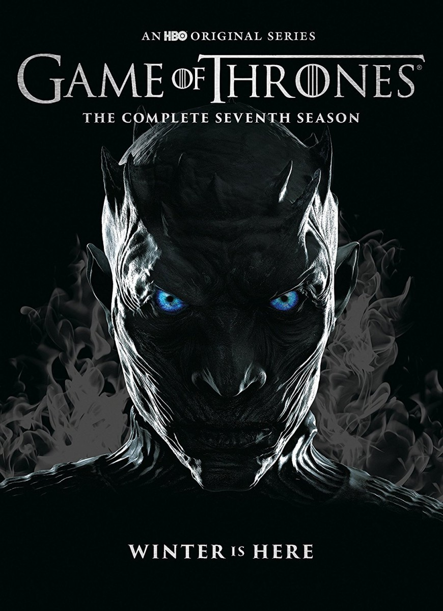 Game of Thrones: Season 7 DVD - Y34798 DVDW