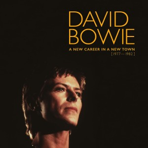 David Bowie - A New Career In A New Town - Box Set CD - 9029584301