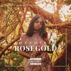 Shekhinah - Rose Gold CD - CDCOL8340