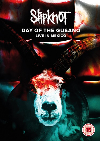 Slipknot - Day Of The Gusano - Live In Mexico DVD - 50345 0412917
