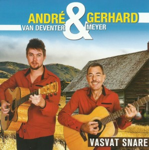 Andre Van Deventer & Gerhard Meyer - Vasvat Snare CD - VONK399