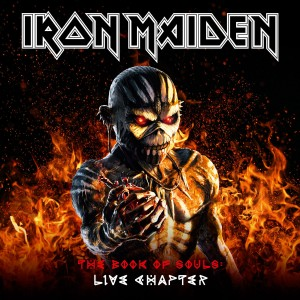 Iron Maiden - The Book of Souls: Live Chapter CD - 19029576088