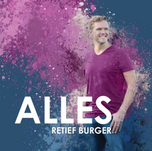 Retief Burger - Alles CD - WOWCD025