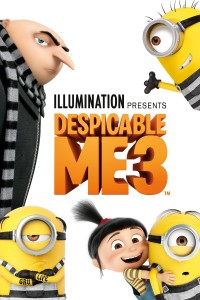 Despicable Me 3 DVD - 73622 DVDU