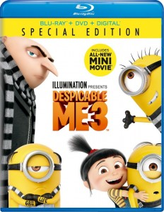 Despicable Me 3 Blu-Ray - BDU 73622