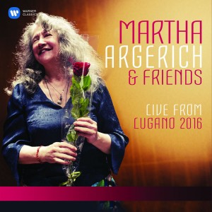 Martha Argerich - Live from the Lugano Festival 2016 CD - 9029583165