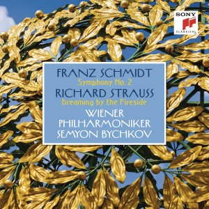 Semyon Bychkov & Vienna Philharmonic Orchestra - Schmidt: Symphony No. 2 - Strauss: Dreaming by the Fireside - EP CD - 88985355522
