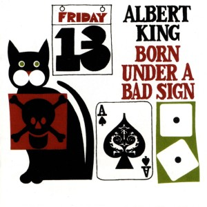 Albert King - Born Under a Bad Sign VINYL - 8122794049