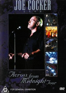 Joe Cocker - Across From The Midnight Tour (Live At The Waldbühne, Berlin / 1997) DVD - 50363 6980499