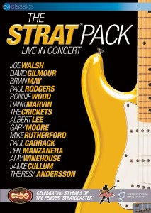 The Strat Pack Live - The 50th Anniversary Of The Fender Stratocaster Live At Wembley Arena DVD - 50363 6982199