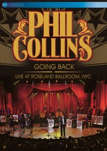 Phil Collins - Going Back - Live At Roseland Ballroom, NYC DVD - 50363 6982179