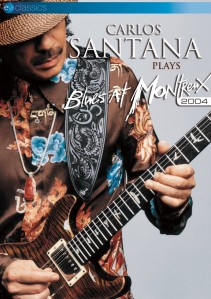Santana - Plays Blues At Montreux DVD - 50363 6981829