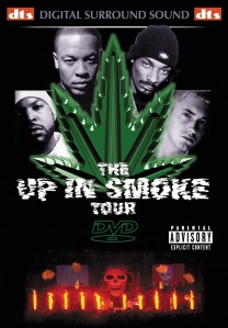 The Up In Smoke Tour DVD - 50363 6980779