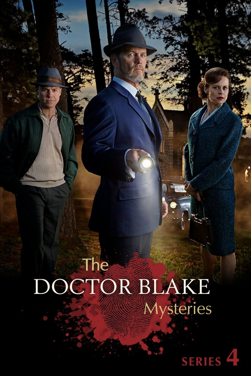 The Doctor Blake Mysteries: Series 4 DVD - ITVDVD 019