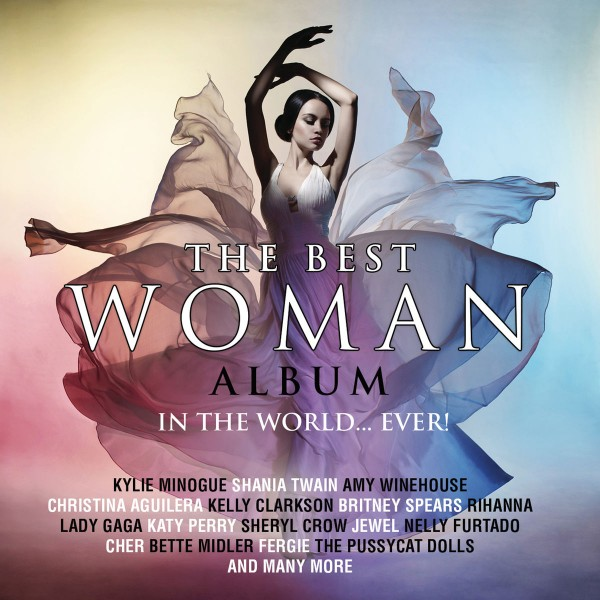 The Best Woman Album In the World... Ever! CD - DARCD 3168