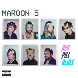 Maroon 5 - Red Pill Blues (Deluxe) CD - 06025 6705300