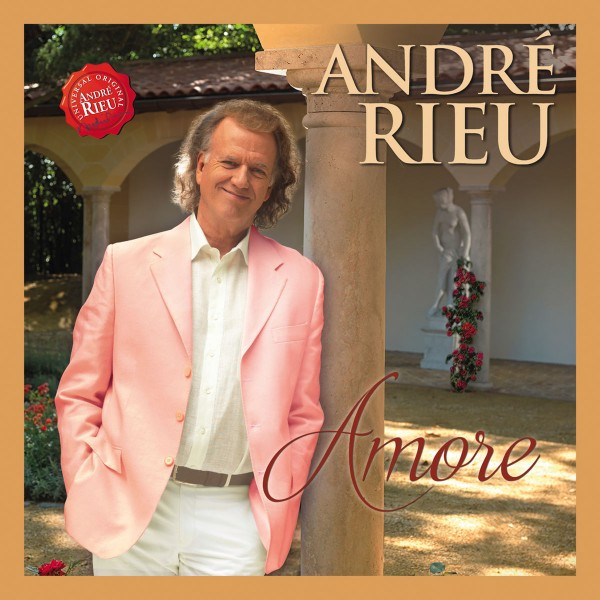 Andre Rieu - Amore CD - 06025 5790026