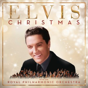 Elvis Presley - Christmas with Elvis and the Royal Philharmonic Orchestra CD - CDRCA7544