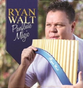 Ryan Walt - Panflute Magic CD - CDSEL0289