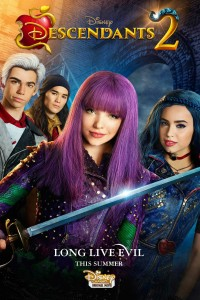 Descendants 2 DVD - 10228096