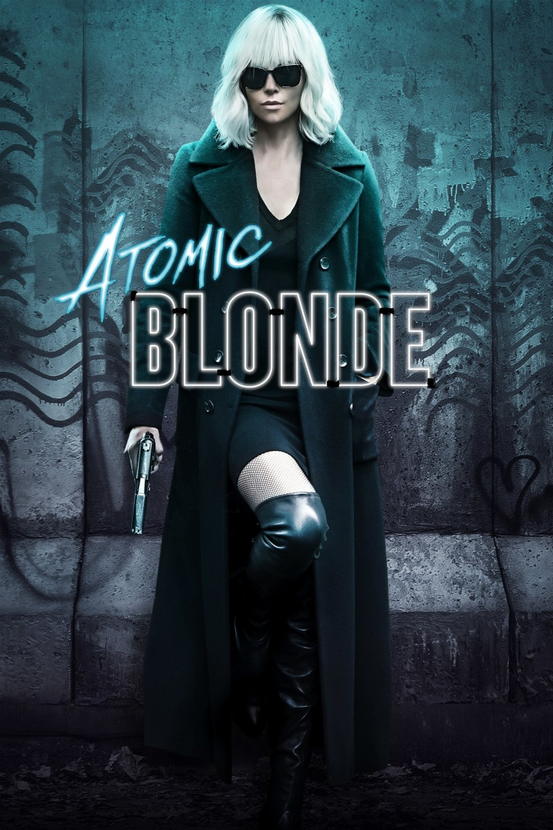 Atomic Blonde DVD - 10228088