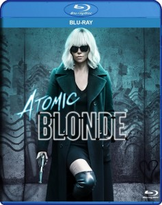 Atomic Blonde Blu-Ray - 10228090