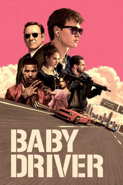 Baby Driver DVD - 10228068