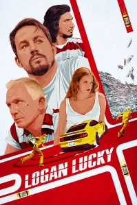 Logan Lucky DVD - 10228107