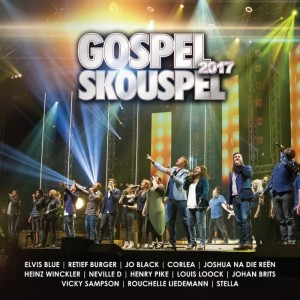 Gospel Skouspel 2017 CD - RTGSCD 2017