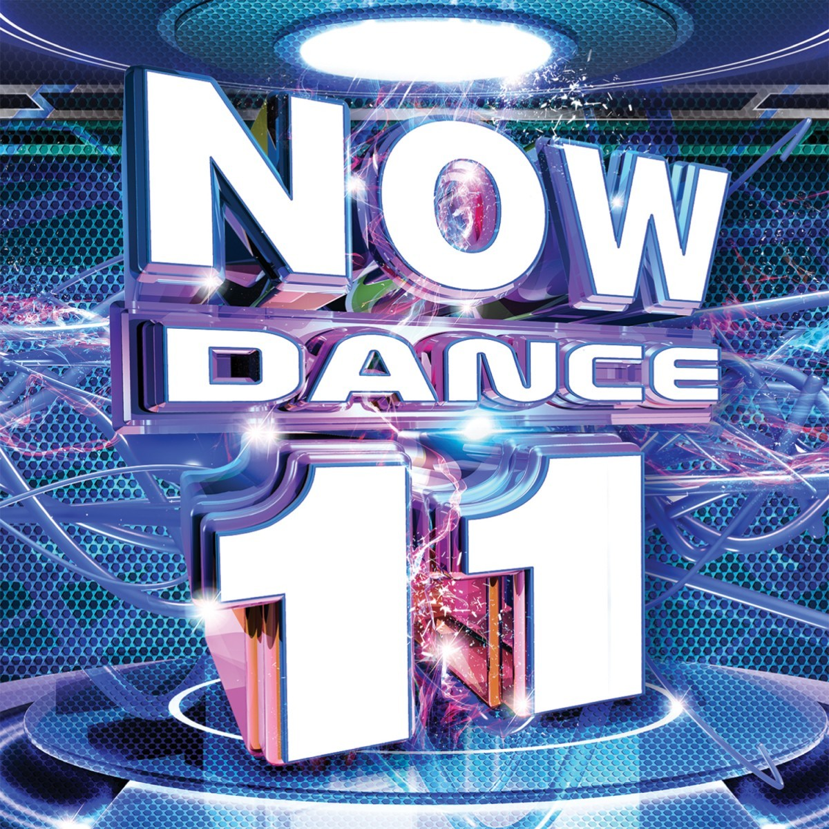 Now Dance 11 CD - CDBSP3382