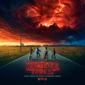 Stranger Things (Soundtrack from the Netflix Original Series) CD - 88985480912
