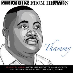 Thammy - Melodies From Heaven CD - CDTM184