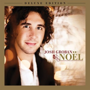 Josh Groban - Noël (Deluxe Edition) CD - WBCD 2380