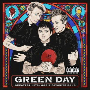 Green Day - Greatest Hits: God's Favorite Band CD - WBCD 2381