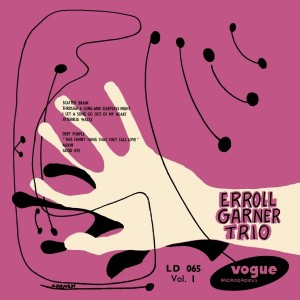 Erroll Garner - Trio - Vol. 1 VINYL - 88985448261