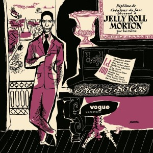 Jelly Roll Morton - Pianos Solos VINYL - 88985448271