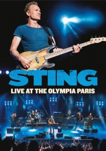 Sting - Live At The Olympia Paris DVD - 50345 0413057