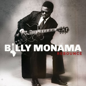 Billy Monama - Rebounce CD - BMCD001