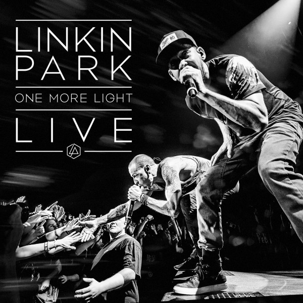 Linkin Park - One More Light Live CD - WBCD 2382