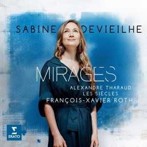 Sabine Devieilhe - Mirages CD - 9029576772