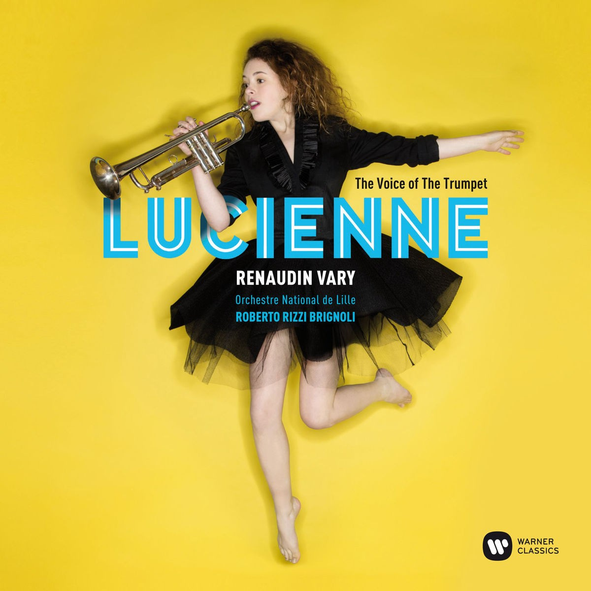 Lucienne Renaudin Vary - The Voice of the Trumpet CD - 9029588832