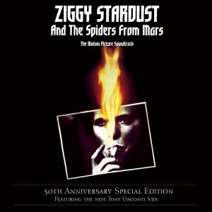 David Bowie - Ziggy Stardust and the Spiders from Mars (The Motion Picture Soundtrack) VINYL - 2564611369