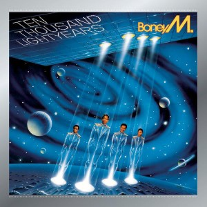 Boney M. - Ten Thousand Lightyears VINYL - 88985409211