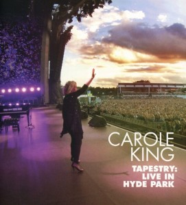 Carole King - Tapestry: Live In Hyde Park Blu-Ray+CD - 88985466802