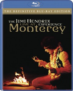 The Jimi Hendrix Experience - American Landing: Live At Monterey Blu-Ray - 88985478869