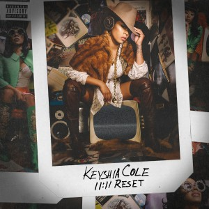 Keyshia Cole - 11:11 Reset CD - 88985485382